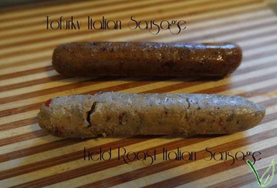 Italian Sausages comparison
