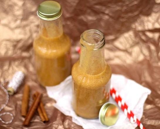 healthy cinnamon roll syrup (sugar free)r
