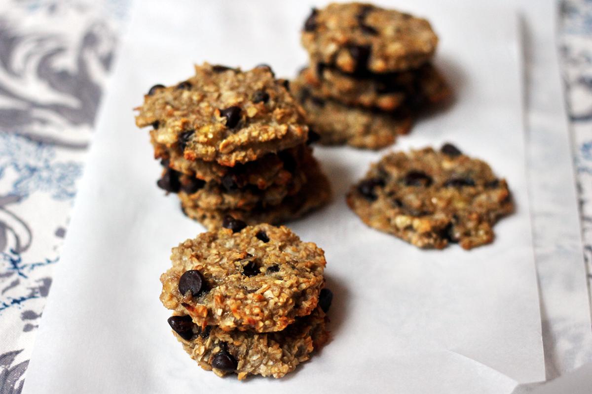 Chocolate Chip Cookies [Vegan, Gluten-free] | One Green Planet | Vegan
