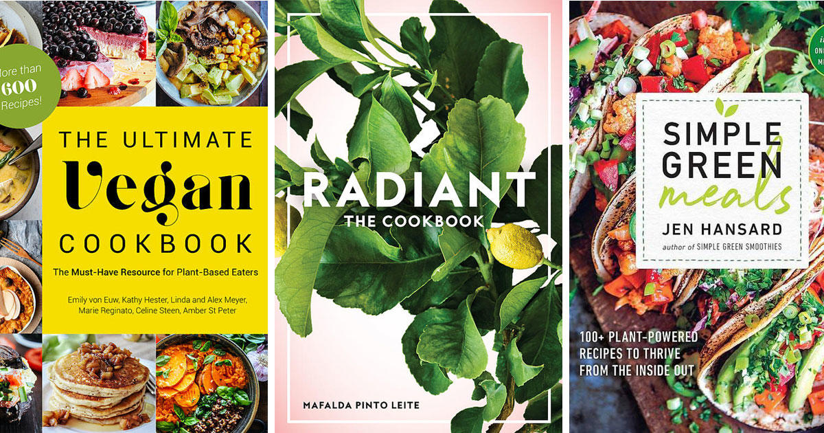 These Plant Based Cookbooks You Can Buy On Amazon Will